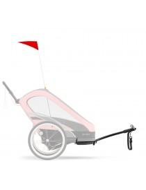 Kit vélo poussette Zeno