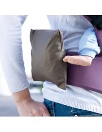 Protège pluie pour porte-bébé