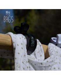 My Bag's Myclips 2pcs