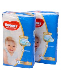 HUGGIES couches ultra...