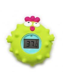 Thermomètre de bain poule