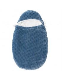 Nid de bébé Lapidou bleu