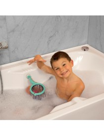 Jouet de bain avec filet Charlie