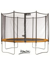 Funni Pop Ø 430 Trampoline + Cage de protection