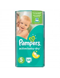 PAMPERS ACTIVE BABY DRY...