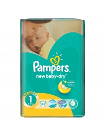PAMPERS NEW BORN TAILLE 1...
