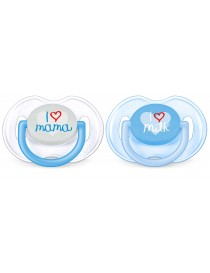 PHILIPS AVENT 0-6M SUCETTE...