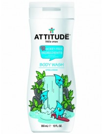 ATTITUDE Gel douche pour bébés